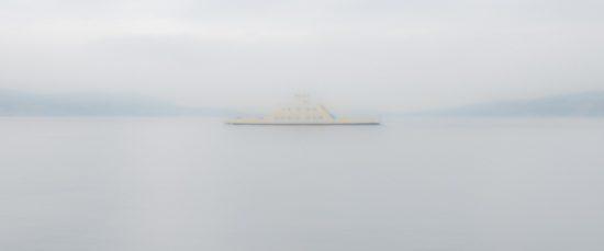 Zürichsee, Fähre Meilen-HorgenSerie Stille - 2014 ST001 - Arlsaido